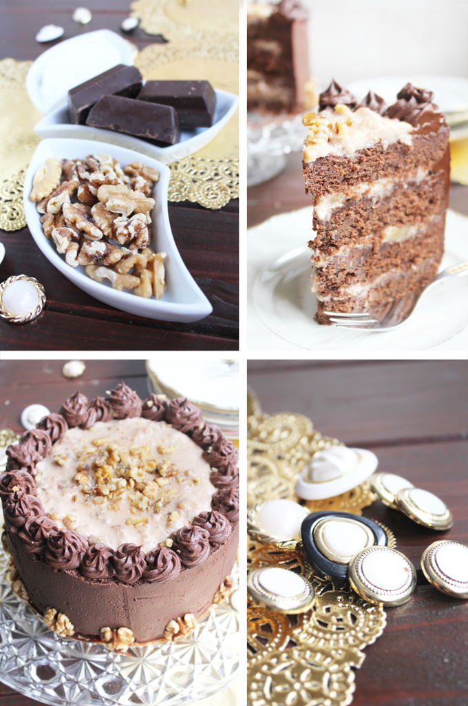 German Chocolate Cake_Komponenten