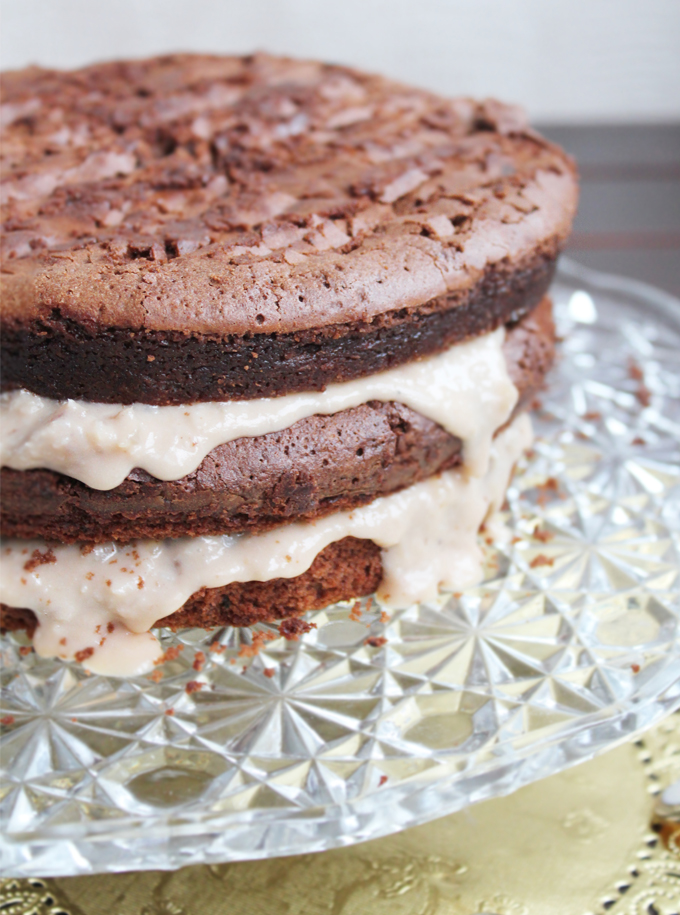 German Chocolate Cake_Layers