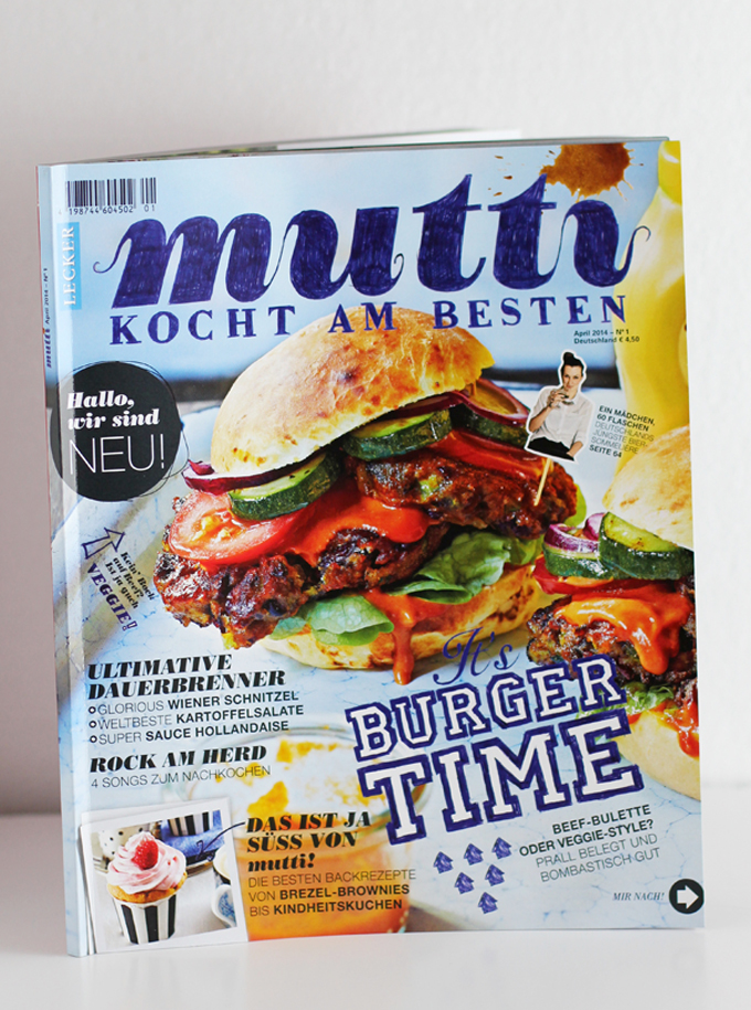 Review: Mutti + Magazinverlosung {closed}