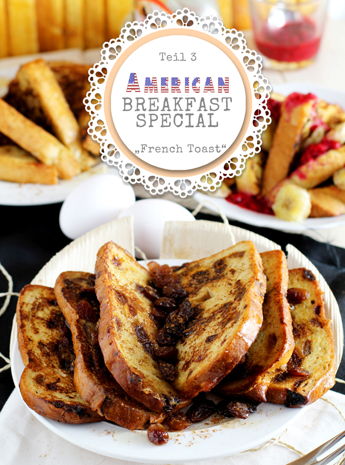 American Breakfast – French Toast