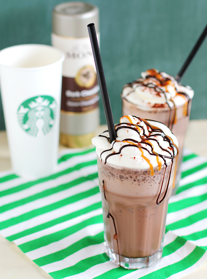 Double Chocolaty Chip Frappuccino