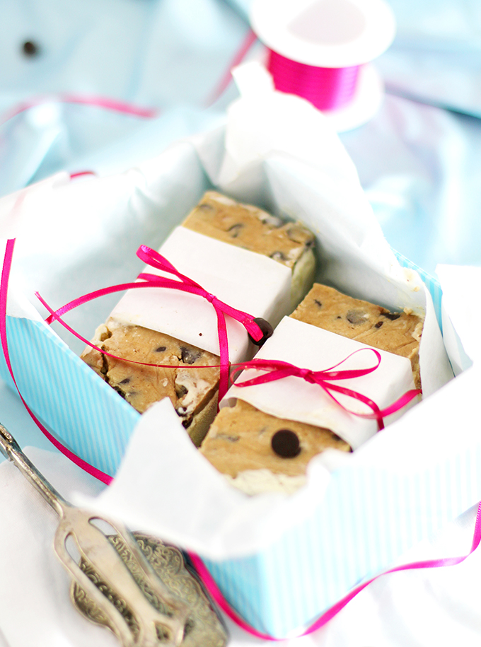 Cookie Dough Ice Cream Sandwiches_In Box