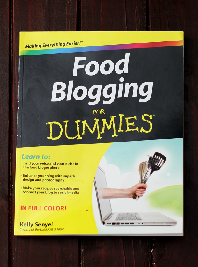 Review: Food Photography / Food Blogging Bücher