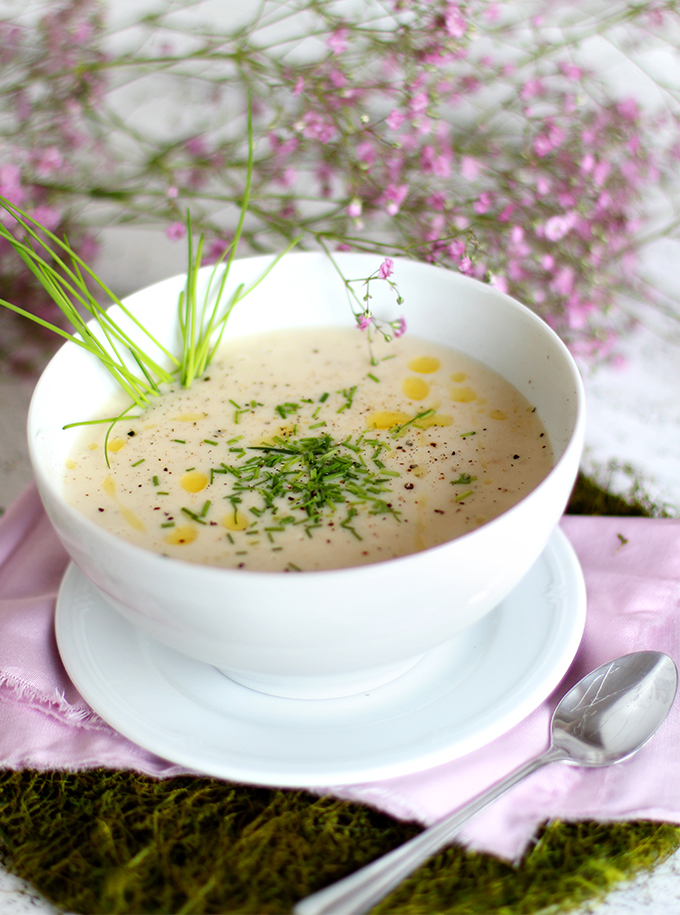 Spargelcremesuppe_Close up