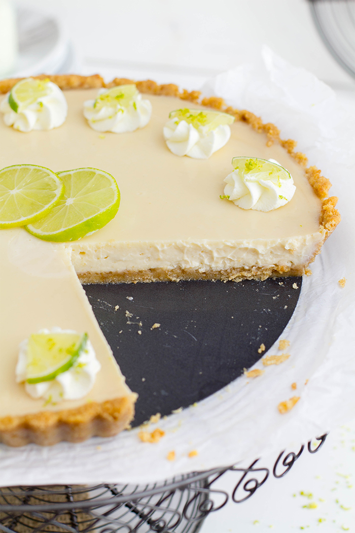 Key Lime Pie_Close Up