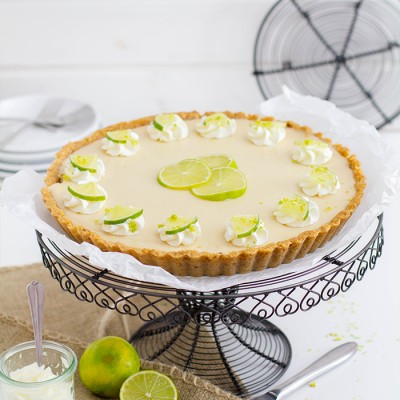 "Key Lime Pie [Buch Review ""Bake in the USA""]"