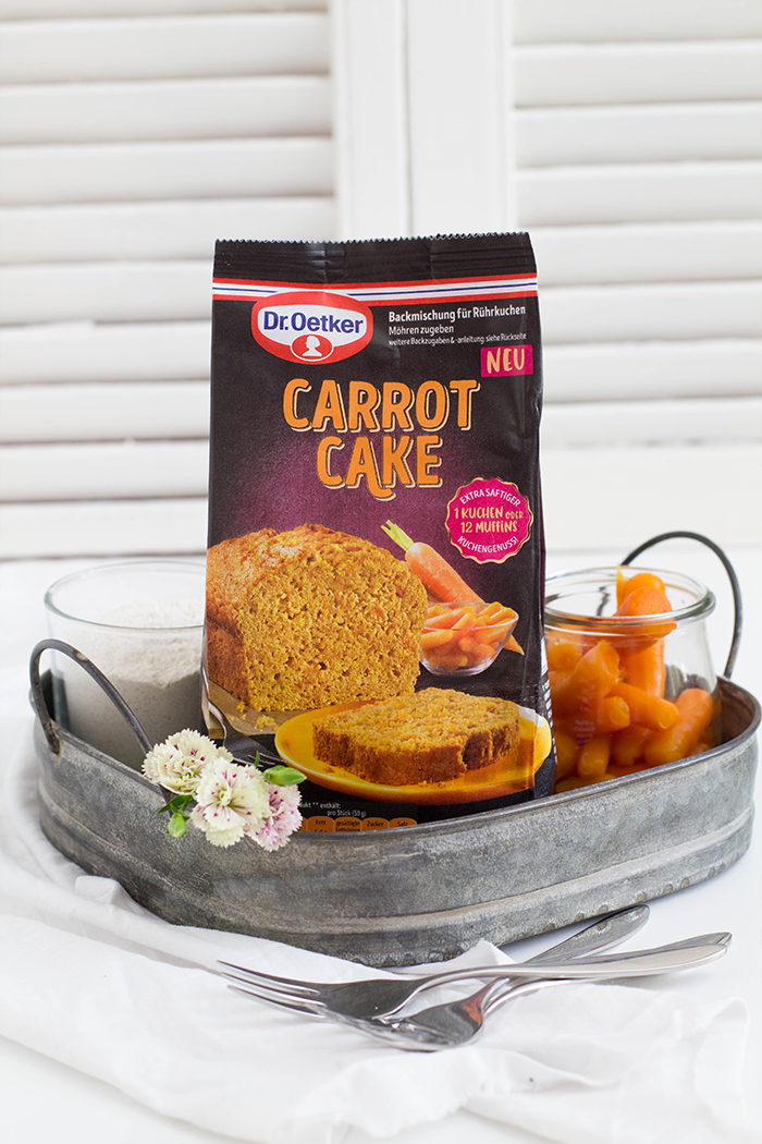 Dr Oetker Coffee Cakes_Carrot Cake Packung