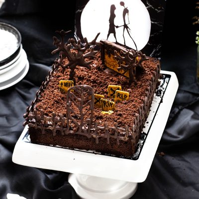 Chocolate Brownie Friedhof